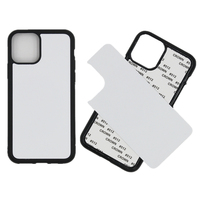 New arrival Sublimation 2D TPU cell phone cover for Iphone 11-6.1""