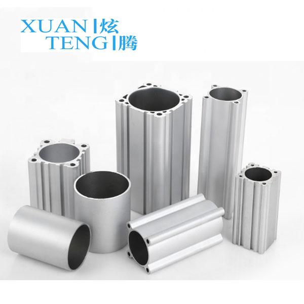 High Quality 6061 5083 3003 2024 Anodized Aluminium Pipe 7075 T6 Aluminum Tube
