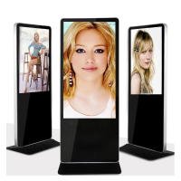 43 Inch lcd touch screen display digital poster lcd display advertising monitor