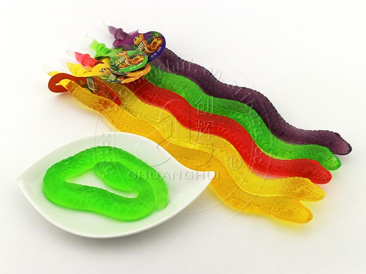 Форма змеи