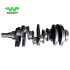 Auto Engine Parts Diesel Auto Engine Parts Cast Iron Or forged Steel Cranks for Suzuki F5A Crankshaft