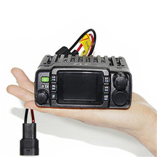TYT TH-8600 Mini 25 Watt Dual Band <span class=keywords><strong>Radio</strong></span> <span class=keywords><strong>VHF</strong></span>/UHF Amatir Mobil Mobile Transceiver (HAM) gratis Kabel Pemrograman