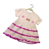 Wholesale Children Fashion Children Dress Stock Kids Clothes Clearance