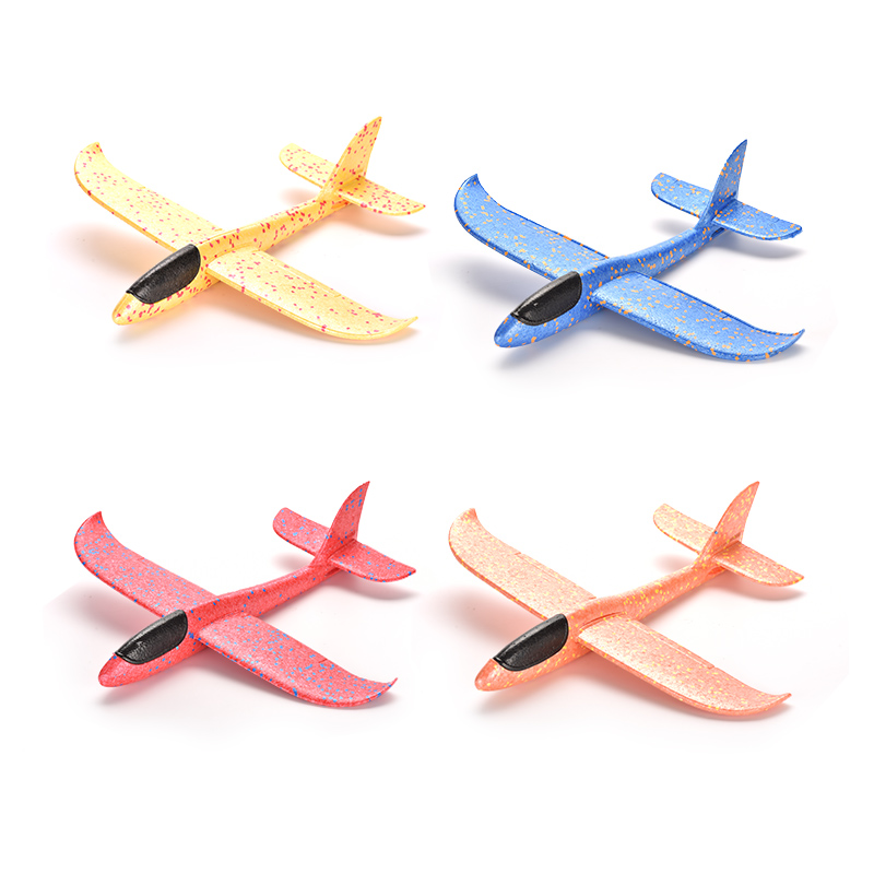 Hot selling <strong>Kids</strong> <strong>Outdoor</strong> Beach Game <strong>Toy</strong> Foam hand throwing airplane <strong>toys</strong> for <strong>kids</strong>