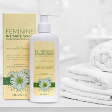 Private LABEL Women Hypoallergenic Intimate GEL สำหรับผิว PH Care Feminine Intimate WASH เจล