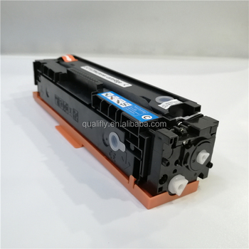 large capacity 2.8K page  Plastic Toner Cartridge 206AX  CF215A without chip  s for hp printer  supp