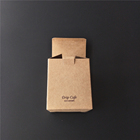drip coffee filter bag outer box hanging ear coffee packaging paper boxes packaging box