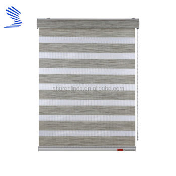 New Pattern 38mm Home Zebra Blind Part Wholesale