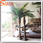 New product Indoor 2M 3.5M Artificial Mini Palm Tree For Home Decor Sale