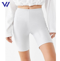 2019 New white cycling shorts pants women cycling shorts