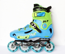 OEM PP Shell CNC Chassis Quatro Druber Rodas PU Destacável Rolo Patins <span class=keywords><strong>Inline</strong></span> Profissional