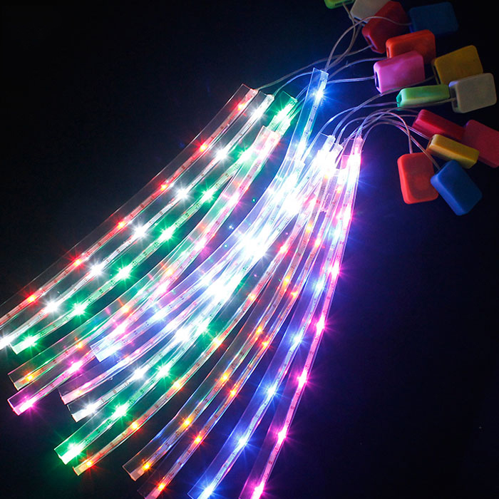 Hot selling High Brightness 1M 2M 3M 4M 5M Flexible waterproof RGB USB led Strip Light with  Remote Controller