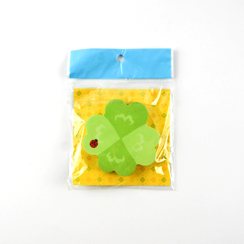Novelty Paper Heart Shaped Memo Pads Sticky Note