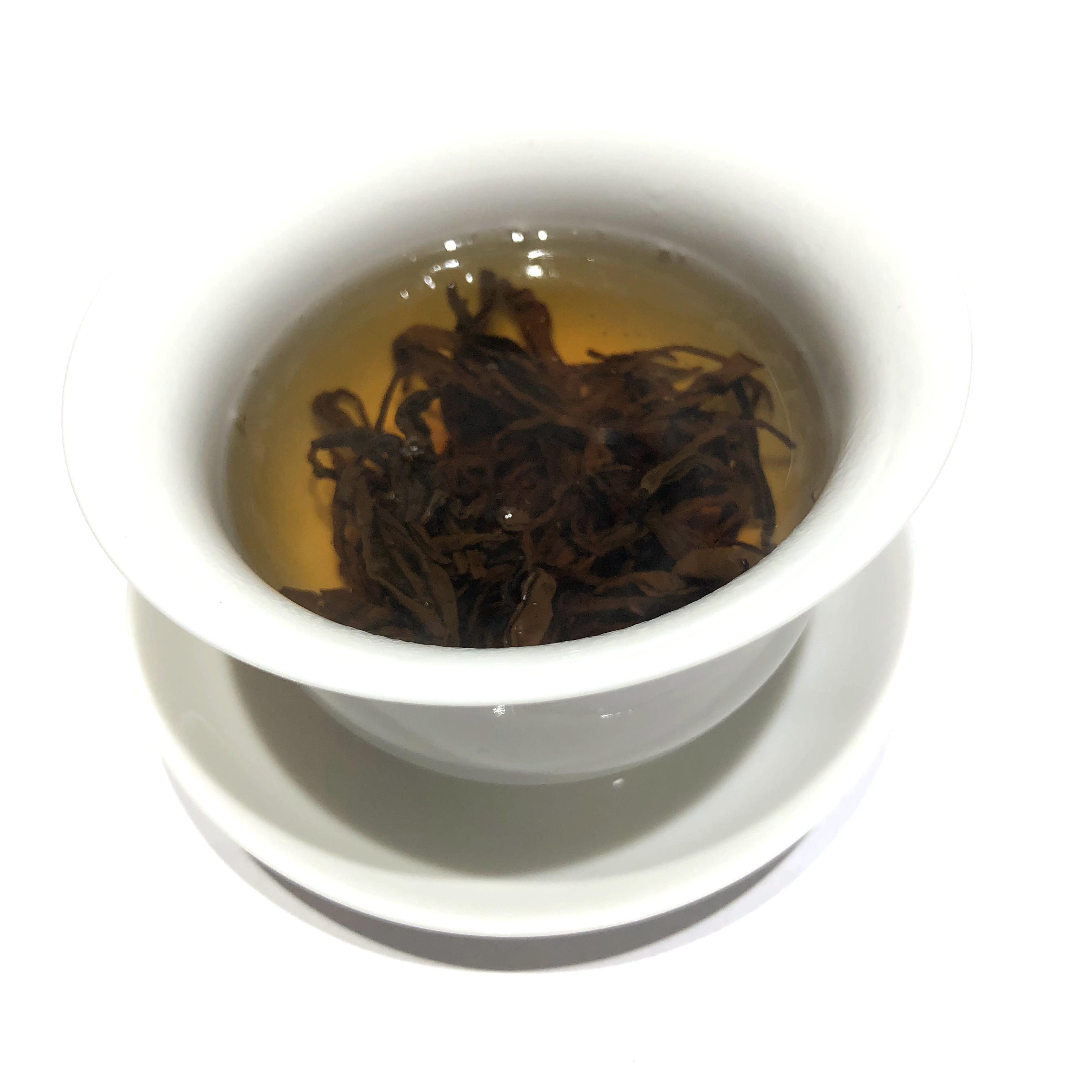 High End Bulk Granulated Keemun Black Tea - 4uTea   4uTea.com