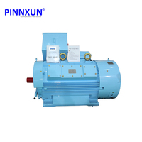 Water Turbine Motor 450KW High Voltage 6000V 6Poles
