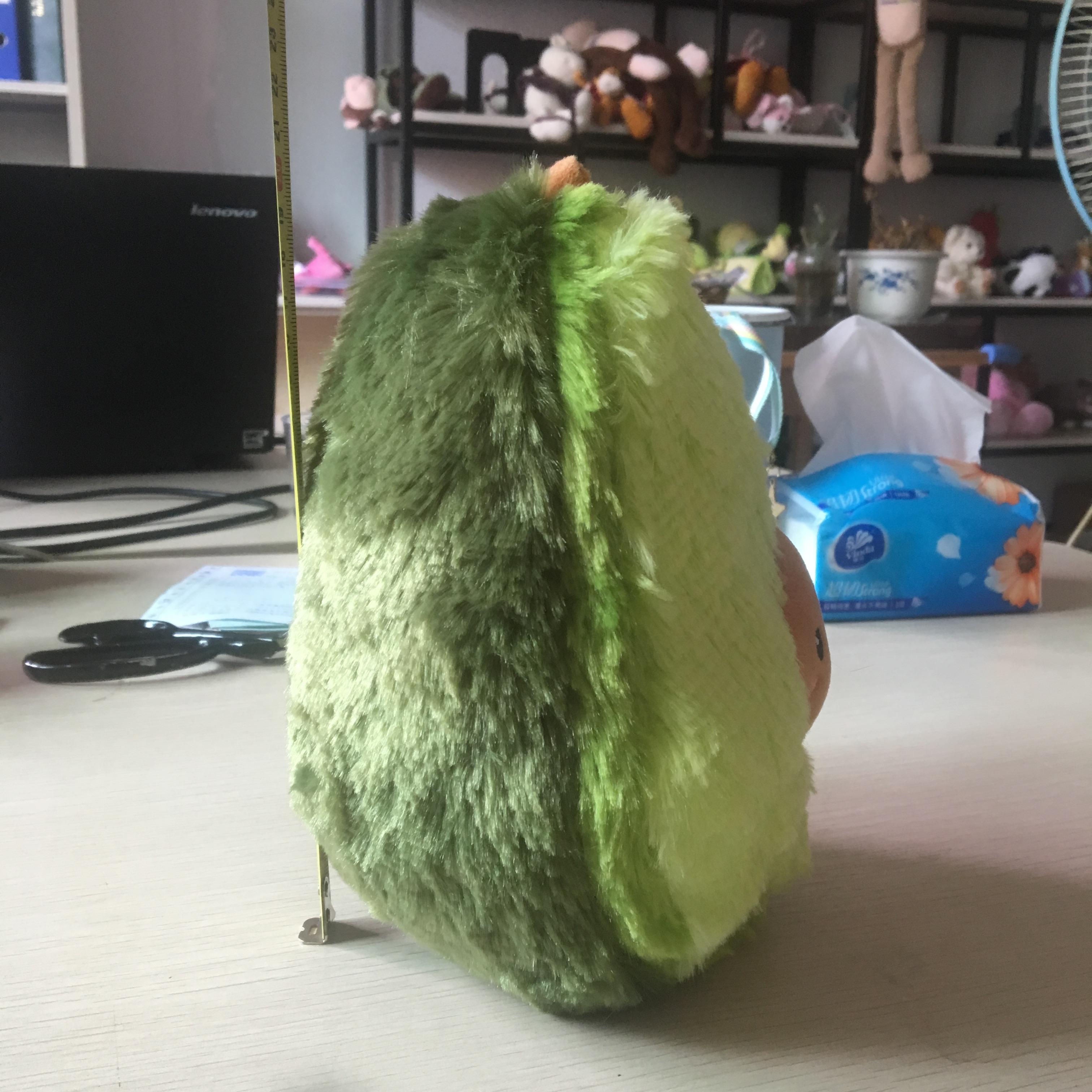 Fashion Plush Toy New Design Outlet Hot Sale On Amazon Best Quality Plush Toy Avocado