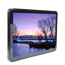Monitor de tela de toque capacitivo tela de toque industrial <span class=keywords><strong>19</strong></span> <span class=keywords><strong>polegadas</strong></span> hd monitor <span class=keywords><strong>lcd</strong></span> publicidade indoor display <span class=keywords><strong>lcd</strong></span> industrial