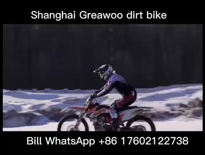 125cc/150cc دراجة نارية للطرق الوعرة TM150-6 الترابية دراجة