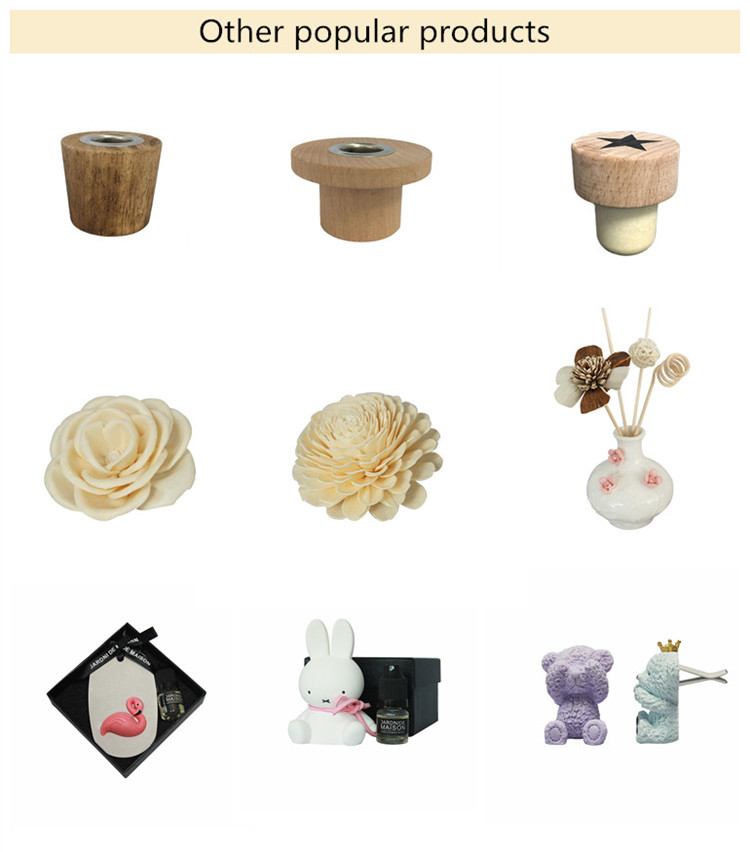 2019 Hot Selling Don't fade Mix color Perfume Reed Stick