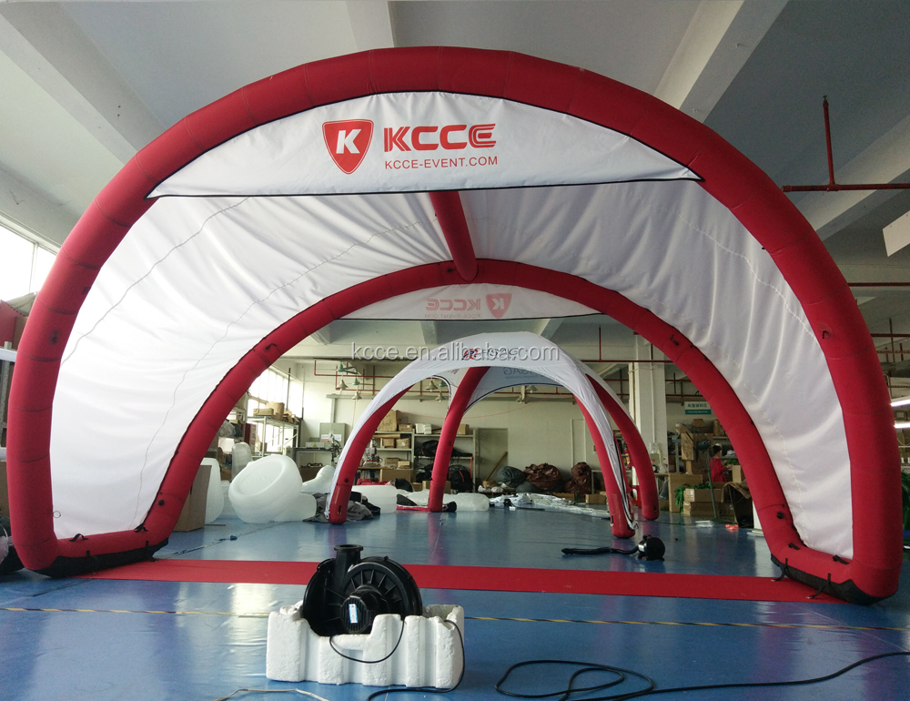 New design Exhibition and Advertising display outdoor inflatable event tent camping for sale