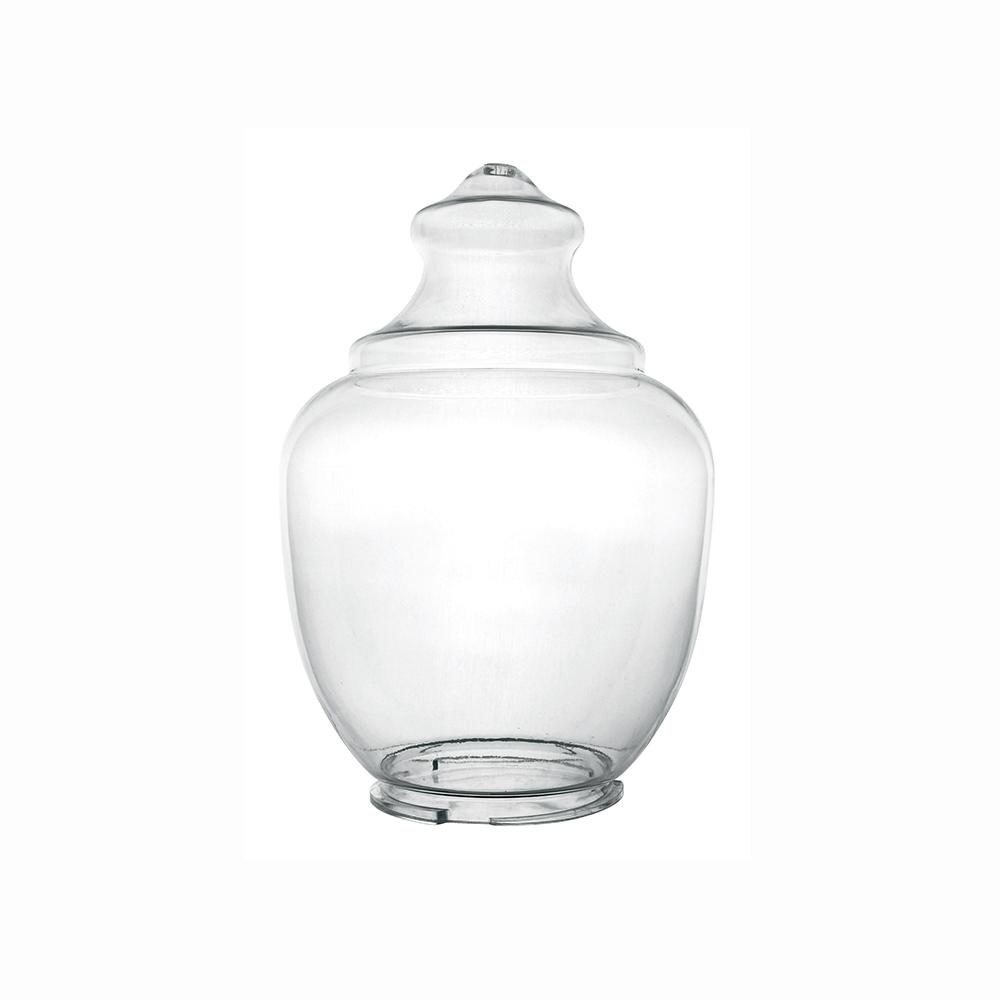 투명 야외 조명기구 led 플라스틱 가로등 음영