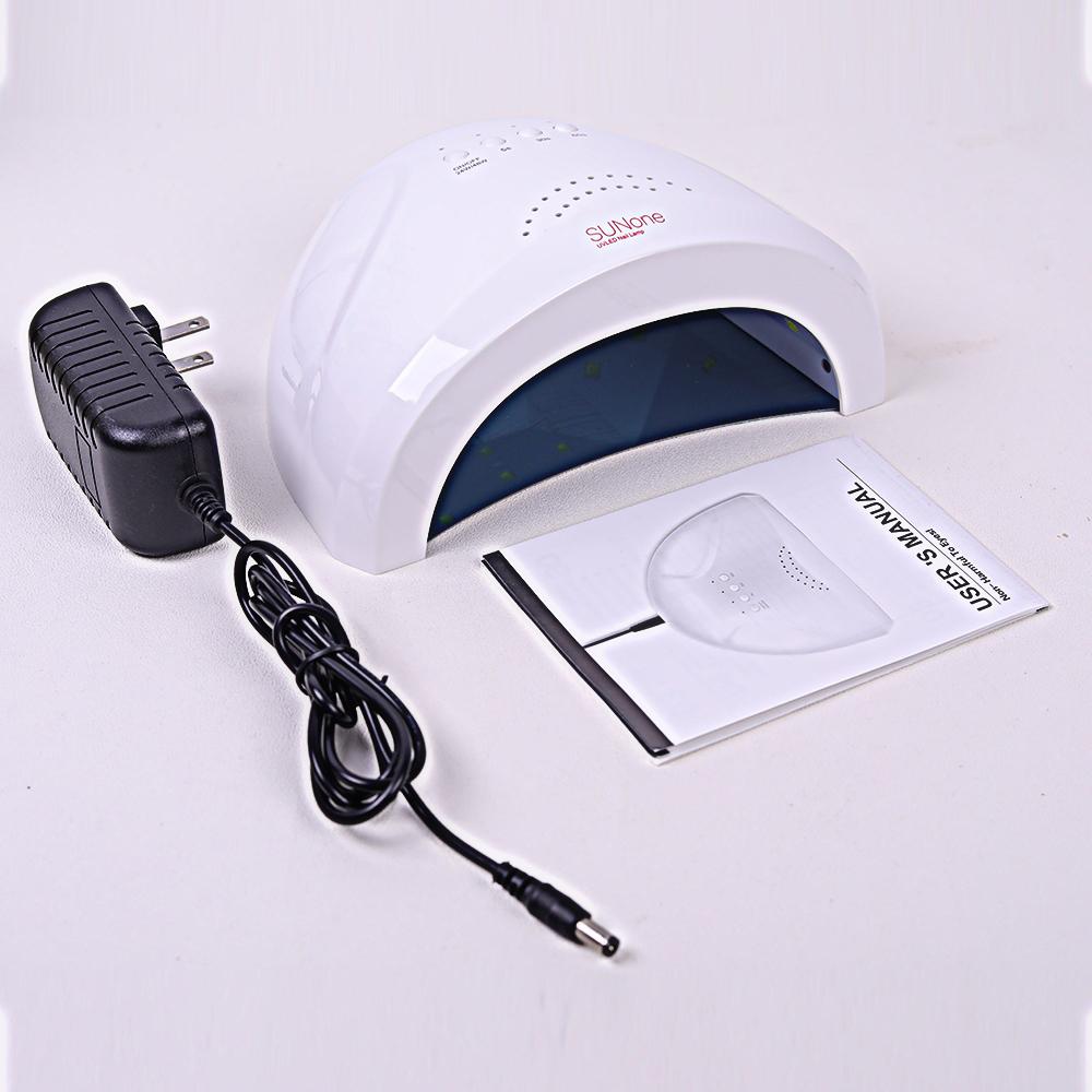 Sunone 48W LED+UV Nail Lamp with Sensor Dry Machine