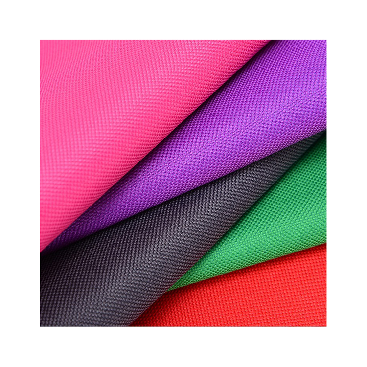 600d 100 polyester pvc coated oxford fabric