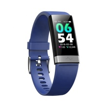 Ecg Ppg Hartslagmeter Fitness Tracker Smart <span class=keywords><strong>Armband</strong></span> Bloeddrukmeter Smart Horloge SPO2 Fitness Tracker V19