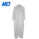 Elastic Waist Hotel Cleaning Staff Jumpsuit Uniform Design For Cleaning