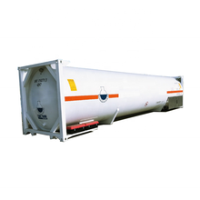 ASME 18.9 ton 45.5m3 40' 40ft T75 Vloeibaar Aardgas Methaan <span class=keywords><strong>lng</strong></span> iso tank container