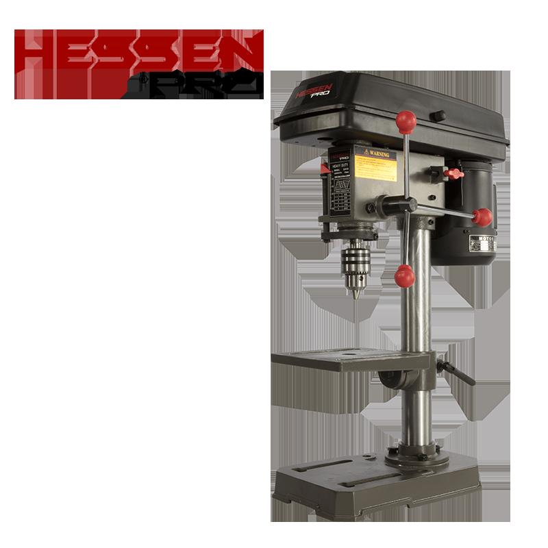 HDP13 yüksek hassasiyetli değişken hız 1/2 inç 13mm tezgah matkabı basın 13mm anahtarlı chuck