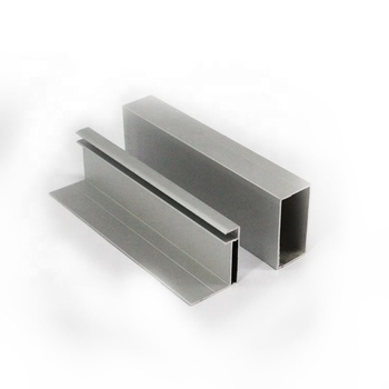 Wholesale high quality t slot aluminum profile extrusion window profile aluminum