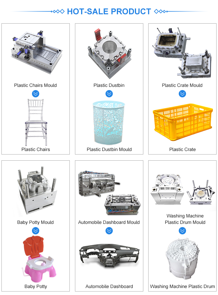 Chinese Factory Custom Plastic Mould Mold For Air Conditioner