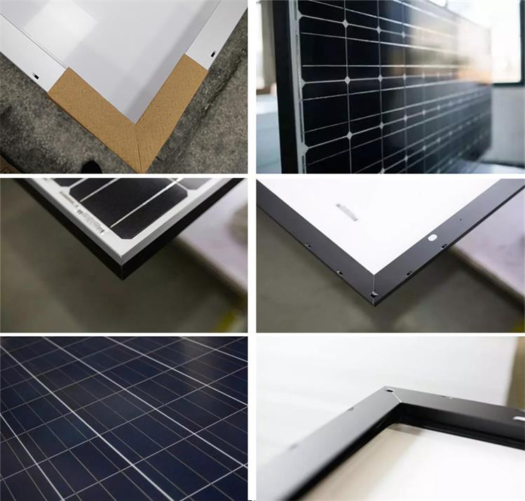 72 pcs Big Size  cells 380w mono solar panel price