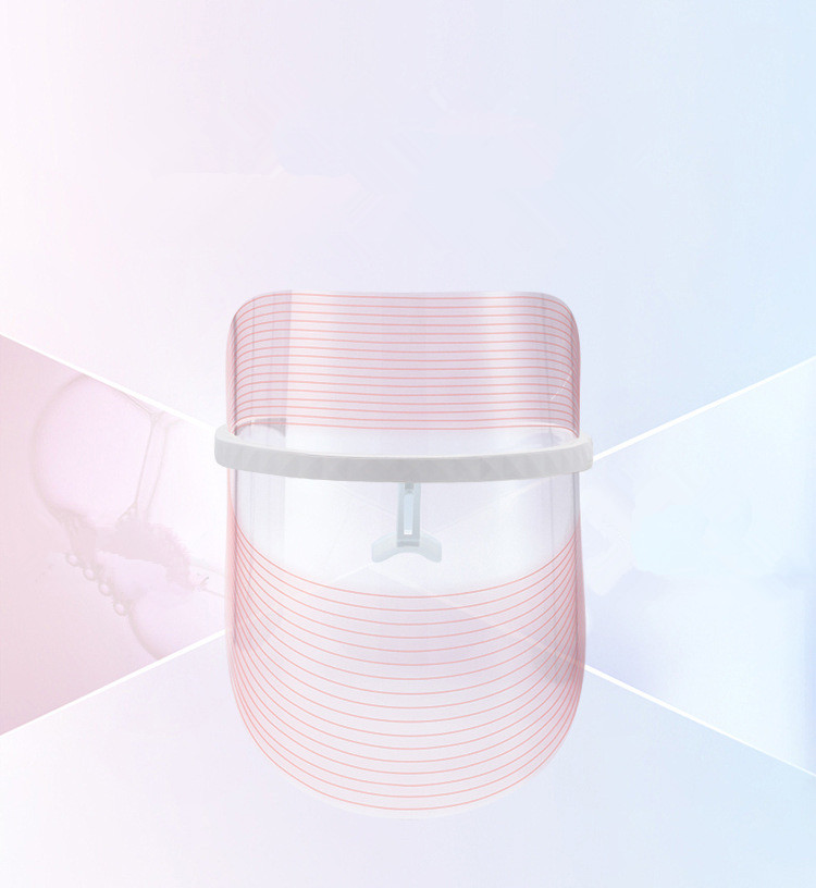 Skin Care LED Light Therapy Face Therapy Effective Facial Treatment LED Beauty Device Anti Acne Wrinkle Removal Tool