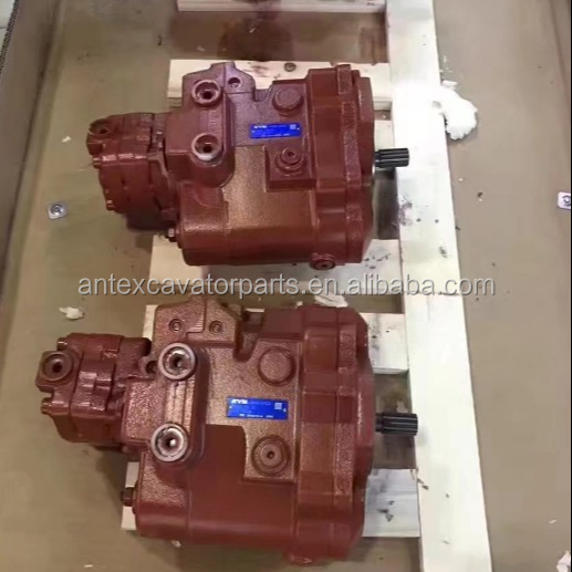 psvd2-26e-3 kayaba piston pump kyb pump for excavator terex tc48