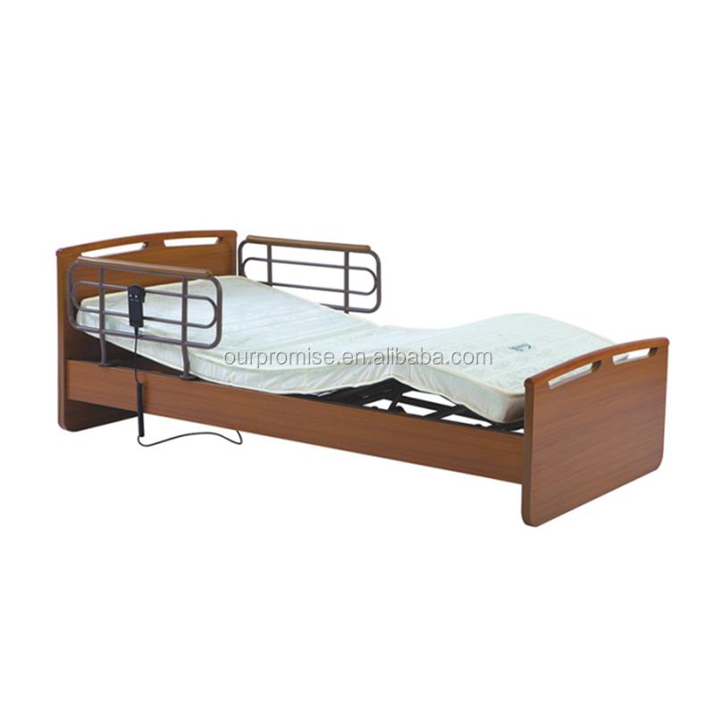 Лучшая цена Больничная мебель больничные кровати с ABS головы/ноги доска электрическая кровать с сенсорным экраном