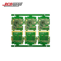 Custom Multilayer Printed Circuit Board Manufacturing 24 Hours Fast PCB Quote Low Cost Multilayer PCB Fabrication