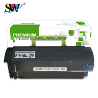 T650H21A MS Imaging Supply Compatible Toner Replacement for Lexmark T650A11A See 2nd Bullet Point for Compatible Machines