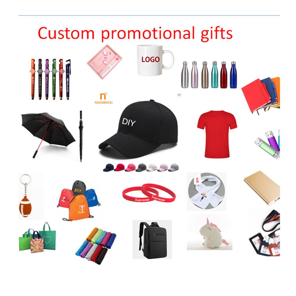 Nuoweisi העסק השירותים מותאם אישית Geschenke סט Cadeau Regalos שונים מתנות שיווק Geschenk מתנות פריטים קידום מתנה