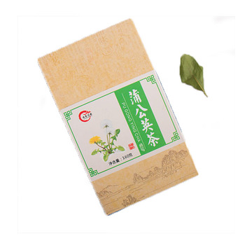 OEM dandelion extract leaves teabags reduce high blood pressure flat tummy detox tea for refresh and health drink