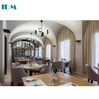 IDM-R139 Modern Hotel Public Area Furniture Restaurant Furniture