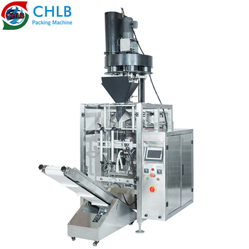 Automatic vertical animal feed packing machine peach packing