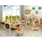 Furniture Children Furniture Set Preschool Daycare Centre 0-6 Years Children Table Chair Whole Design Service For New Preschool