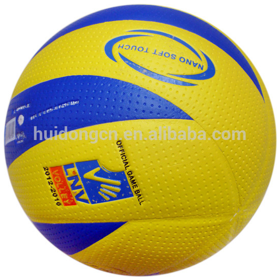 Size 5 Indoor Custom logo Micro fiber PU Molten V 5000 4500 Volleyball ball