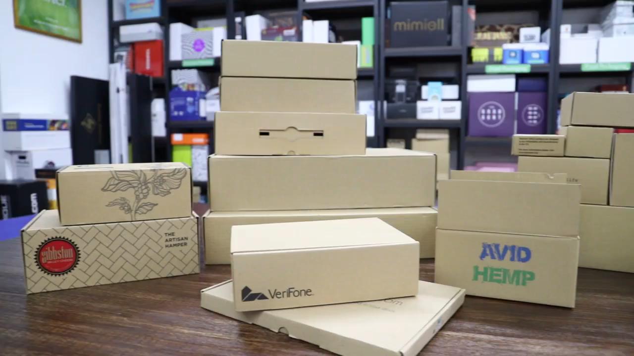 custom  paper box packaging carton pizza cartoni