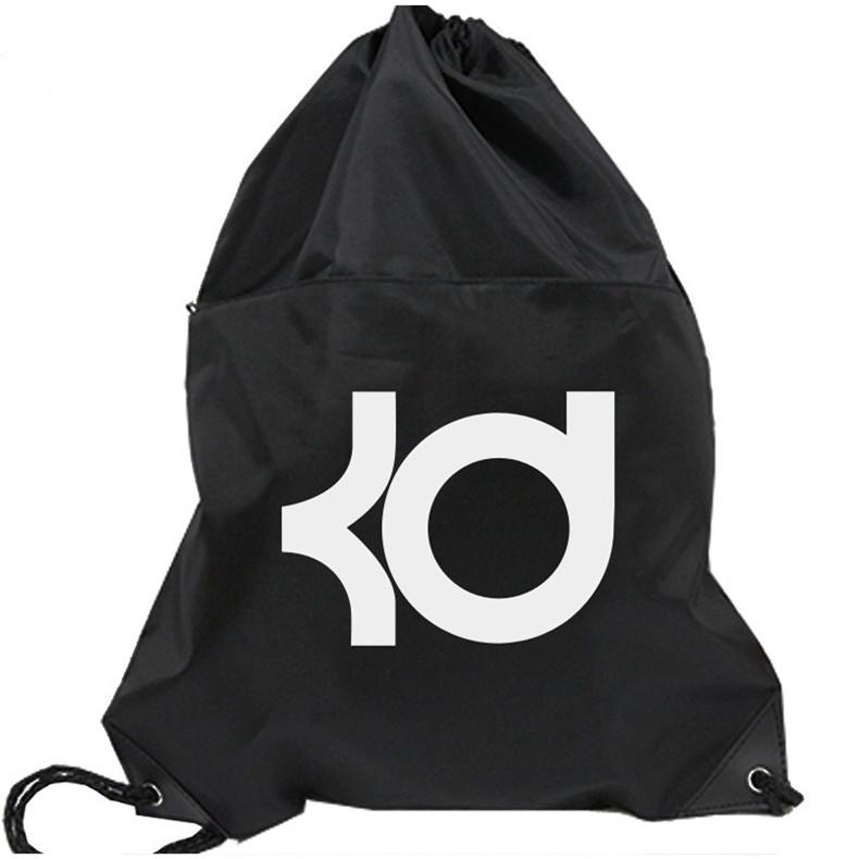 Night light reflective wholesale sports drawstring bag shiny backpack