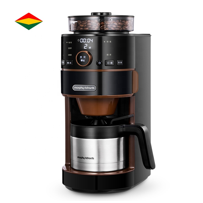 Home automatic Italian drip coffee machine