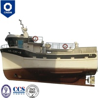 42 ft Fiberglass Large Vessels Trawler Fishing Boat with Prices