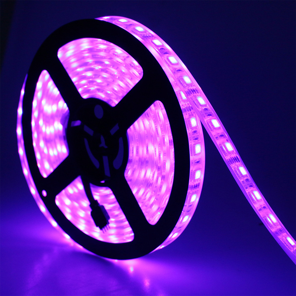 Professional Color 5M Rgb Led Strip Light Made In China